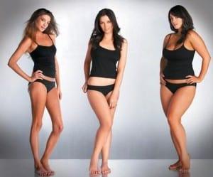 Figura a typ metaboliczny